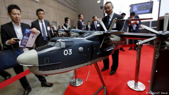 Ausstellung für maritime Sicherheitstechnologien MAST Asia 2015 in Japan