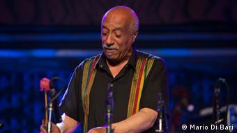 Äthiopien Jazz Musiker Mulatu Astatke