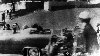 Attentat auf John F. Kennedy USA Mord