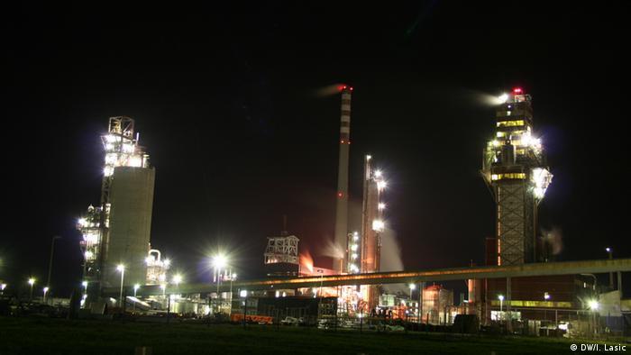 Petrokemija Kroatien