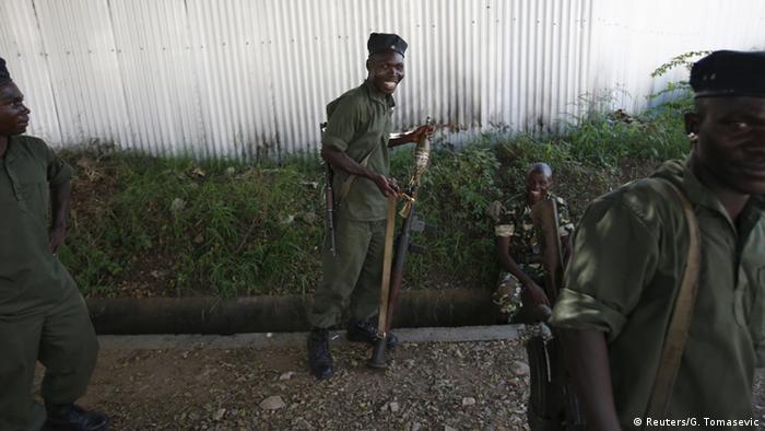 Burundi Militärputsch