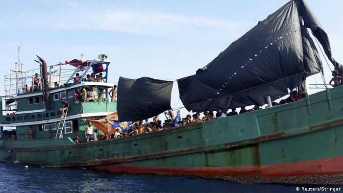 Asien Malaysia Flüchtlingskrise (Reuters/Stringer)
