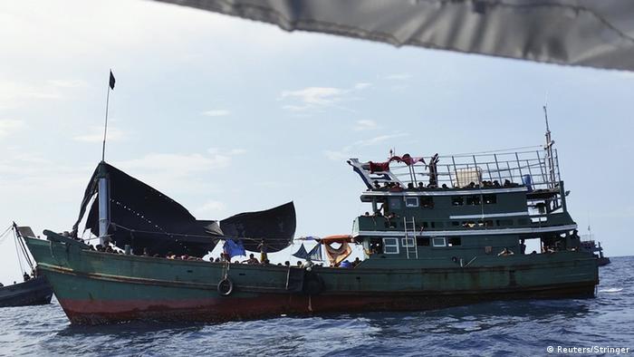 Asien Malaysia Flüchtlingskrise