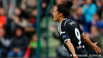 Fußball Champions League Frauen Finale 1. FFC Frankfurt vs. Paris St. Germain