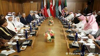 USA Präsident Obama Treffen mit GCC Rat in Camp David