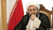 Iran Justizchef Amoli Larijani