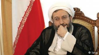 Iran Justizchef Amoli Larijani (Isna)