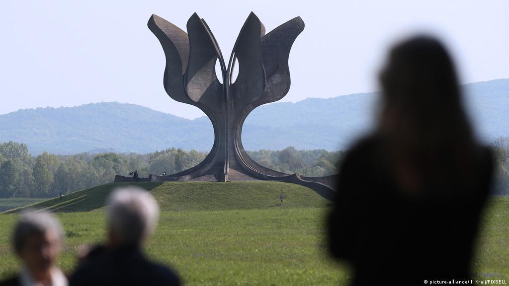Jasenovac Kontroverza Iznikla Na Mjestu Pakla Politika Dw