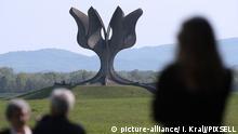 Denkmal für die Opfer des Konzentrationslagers Jasenovac