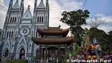 China Katholische Kirche
