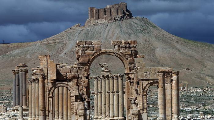 Palmyra (Foto: Getty Images)