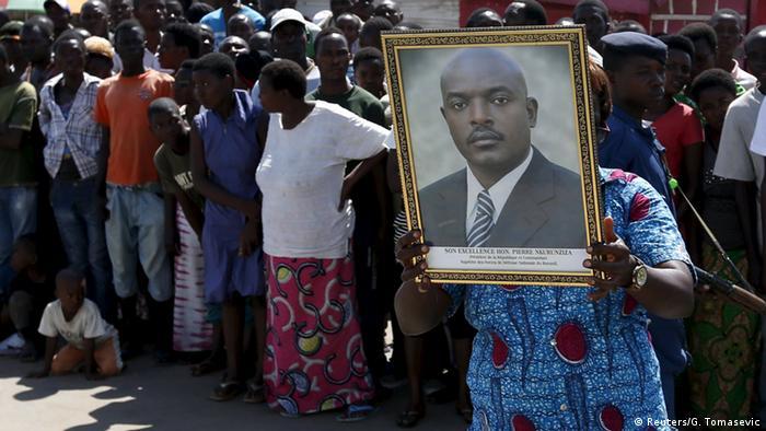 Burundi Militärputsch gescheitert