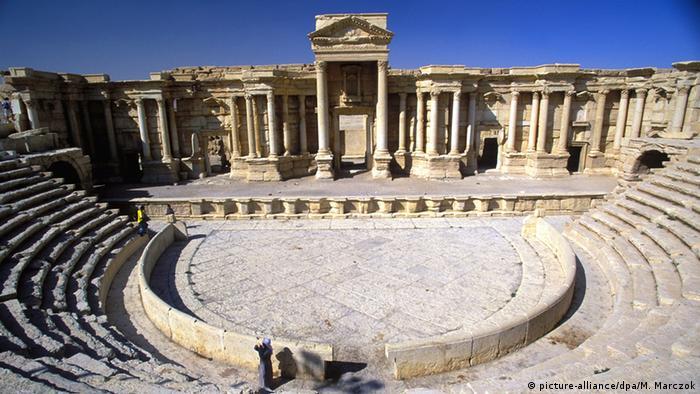 Bildergalerie Palmyra
