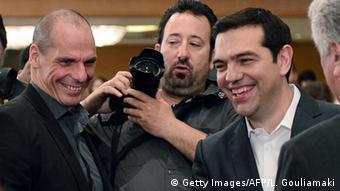 Σε ευνοικότερη διαπραγματευτική θέση οι Έλληνες