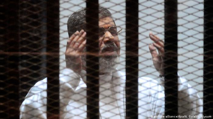 Mohamed Mursi Urteil Kairo Todesurteil