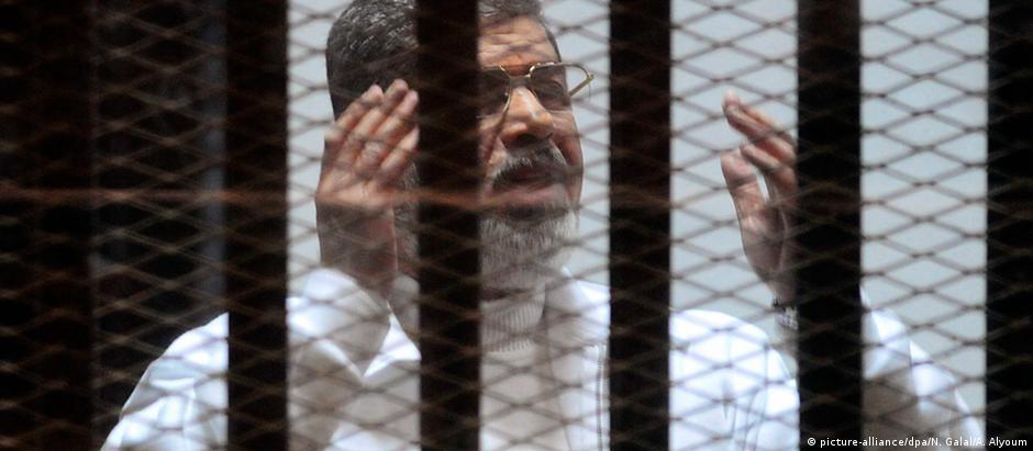Morsi é o primeiro presidente a ser democraticamente eleito no Egito