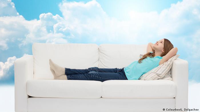 Symbolbild Luftschloss Wolken