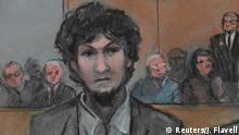 Dschochar Zarnajew Anschläge Boston Marathon Verurteilung zum Tode
