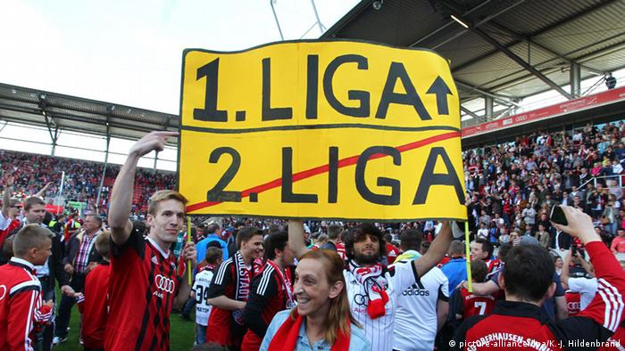 Deutschland 2. Fußball Bundesliga FC Ingolstadt vs. RB Leipzig