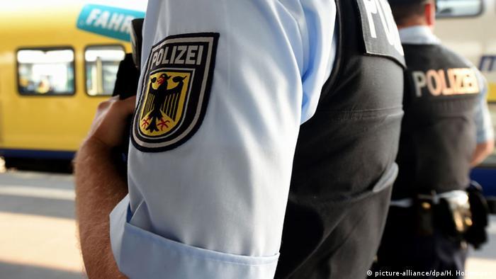 Bundespolizei in Hanover