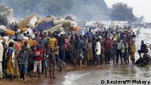 Flüchtlinge aus Burundi in Tansania