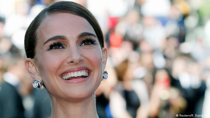 Natalie Portman in Cannes, Copyright: Reuters/R. Duvignau