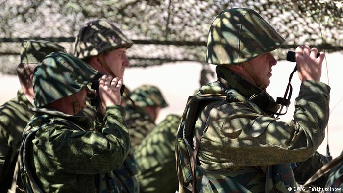 حدود ۵۵۰۰ سرباز روسی در پایگاه این کشور در تاجیکستان مستقر اند
