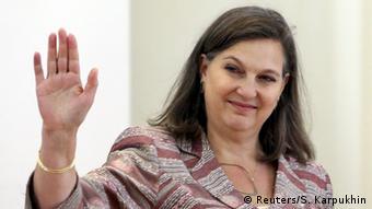 Дехто з депутатів закидає тиск на Київ з боку Заходу - зокрема заступниці держсекретаря США Вікторії Нуланд