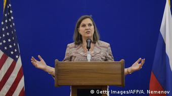 US Assistant Secretary of State Victoria Nuland