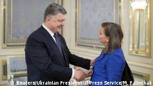 USA Ukraine Victoria Nuland in Kiew