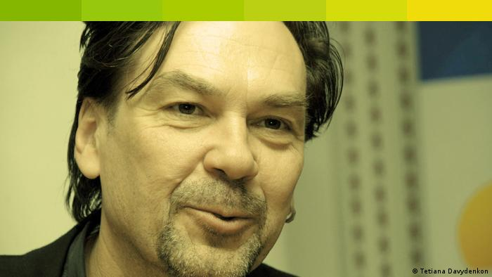 Український письменник Юрій Андрухович