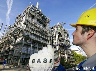 Germany′s BASF Prefers Friendly Takeover of US Firm