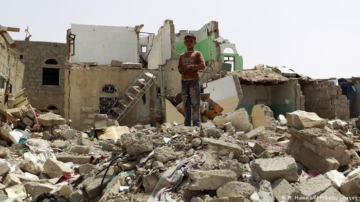 Jemen Ende der Waffenruhe