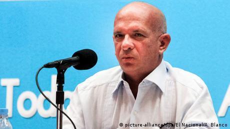 El exgeneral Hugo Armando Carvajal, exjefe del Servicio Secreto Militar de Venezuela