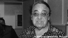 Ägypten Schauspieler Hassan Mustafa