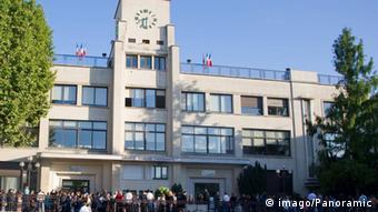 Σχολείο στην περιοχή Σαρεντόν της Γαλλίας