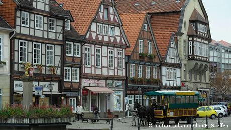 Ferienstraßen in Deutschland (Bildergalerie) Celle