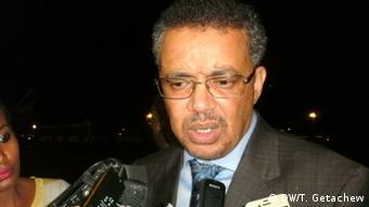 Äthiopische Rückkehrer aus Jemen Theodros Adhanom Interviewpartner