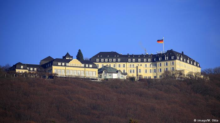 Deutschland Petersberg bei Königswinter Grand Hotel