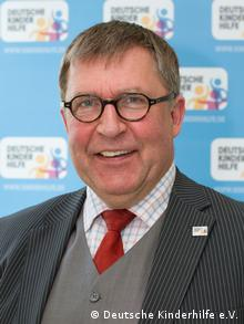 Deutschland Rainer Becker Bundesvorsitzender des Vereins Deutsche Kinderhilfe
