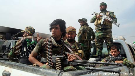 Irak Milizen