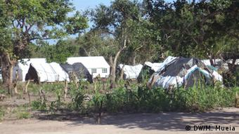 Mosambik Überschwemmungsopfer Furquia