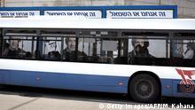 Israel Bus Reisende