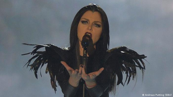 Нина Сублатти из Грузии