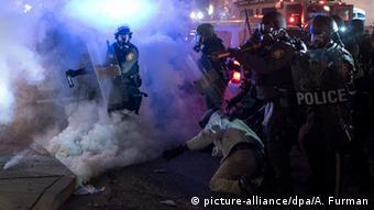 USA Unruhen in Ferguson Missouri