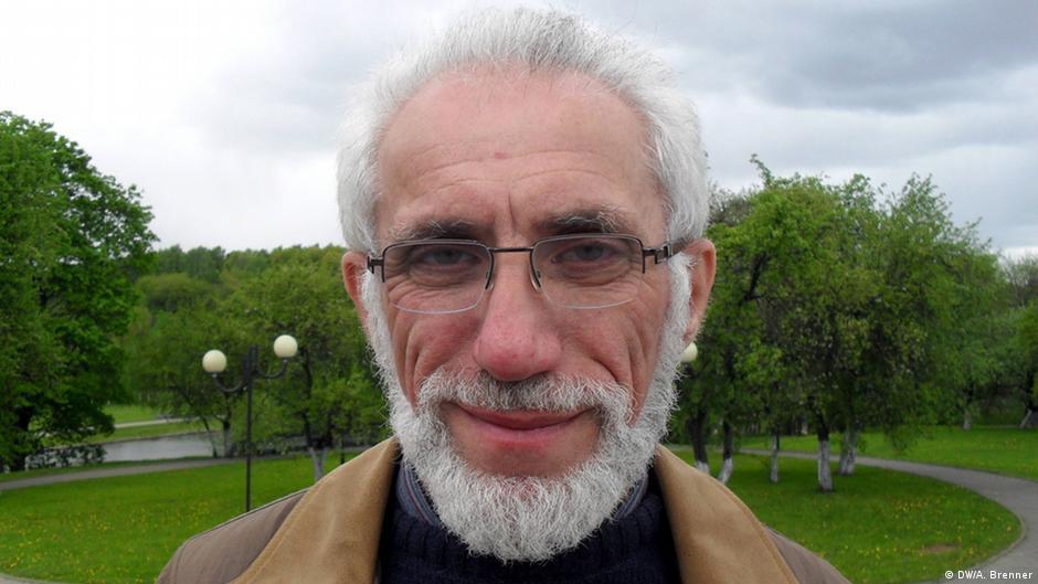 Weißrussland Menschenrechtler Boris Buchel