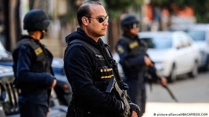 Египетская полиция