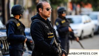 Ägypten Polizei Symbolbild
