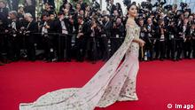 China Stars roter Teppich Cannes