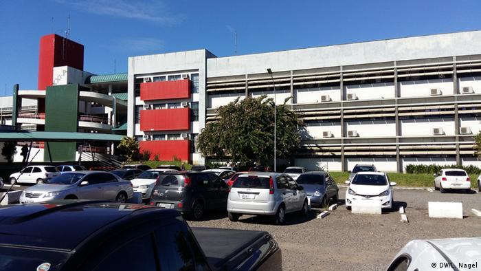 Universidade do Extremo Sul Catarinense (UNESC) em Criciúma, Brasil